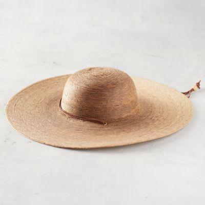 Woven Ranch Sun Hat