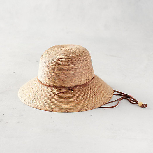 View larger image of Kids' Woven Palm Sun Hat