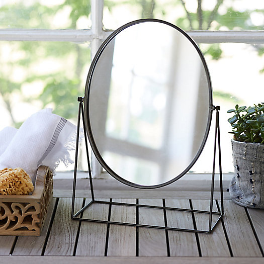 View larger image of Round Table Mirror