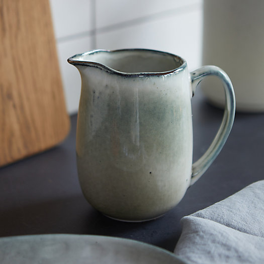 View larger image of Ceramic Ombre Pitcher