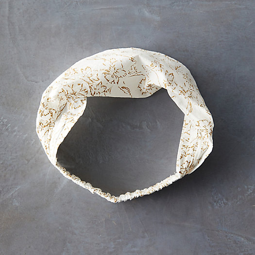 View larger image of Block Print Hairband