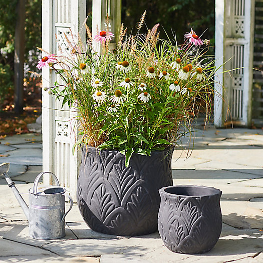 View larger image of Ceramic Paloma Planter