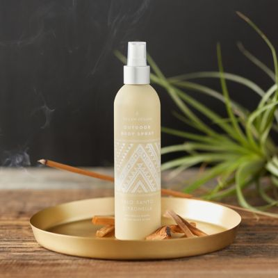 Palo Santo Citronella Spray