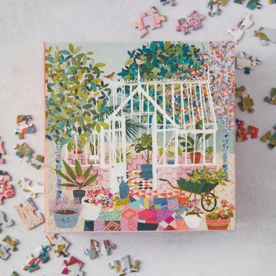 Greenhouse Puzzle