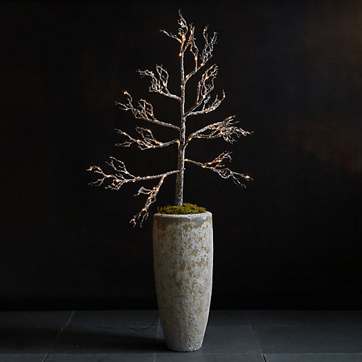 View larger image of Pre-lit LED Faux Winter Branch