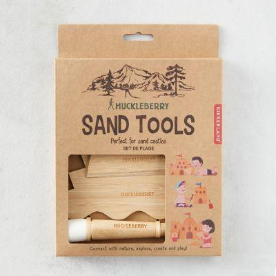 Kids' Bamboo Sand Tools