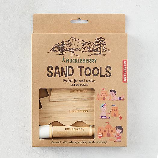 View larger image of Kids' Bamboo Sand Tools