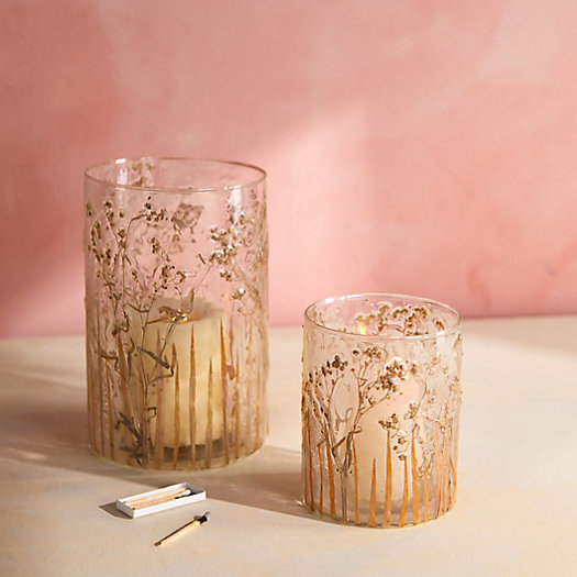 View larger image of Tall Grass Candle Holder