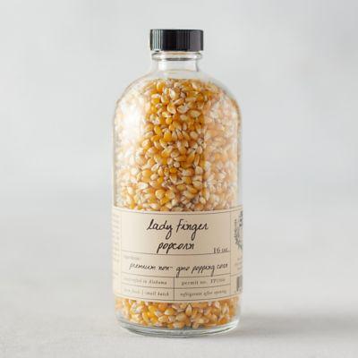 Lady Fingers Popcorn Kernels