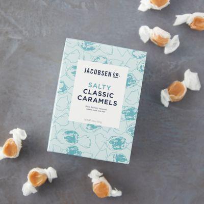 Salty Classic Caramels