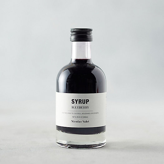 View larger image of Nicolas Vahe Blueberry Syrup