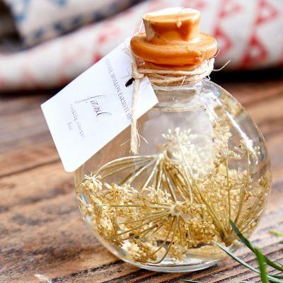 Fennel Bay Leaf Floral Vinegar