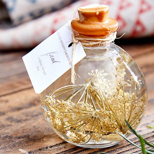 View larger image of Fennel Bay Leaf Floral Vinegar