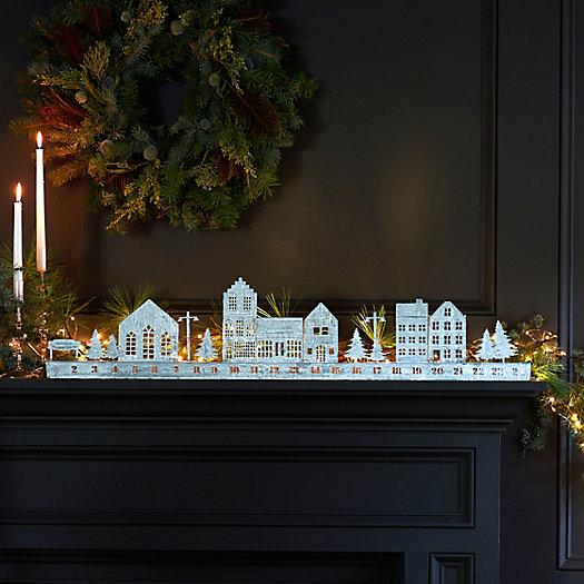 View larger image of Concordville Tea Light Advent Calendar