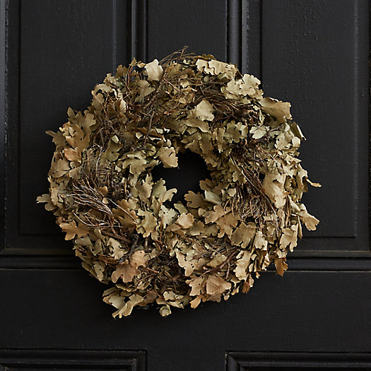 View larger image of Dried Oak Wreath