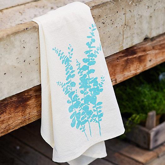 View larger image of Eucalyptus Cotton Dish Towel