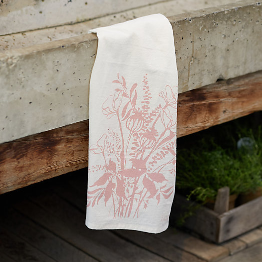 View larger image of Poppy Cotton Dish Towel