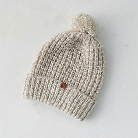View larger image of Knit Pom Beanie