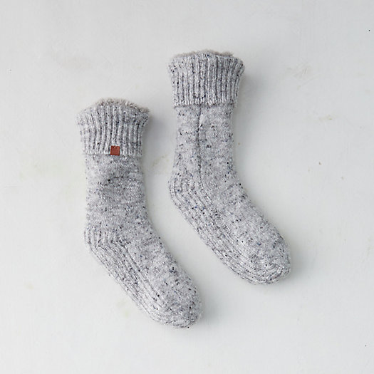 View larger image of Cozy Fleece Lined Socks