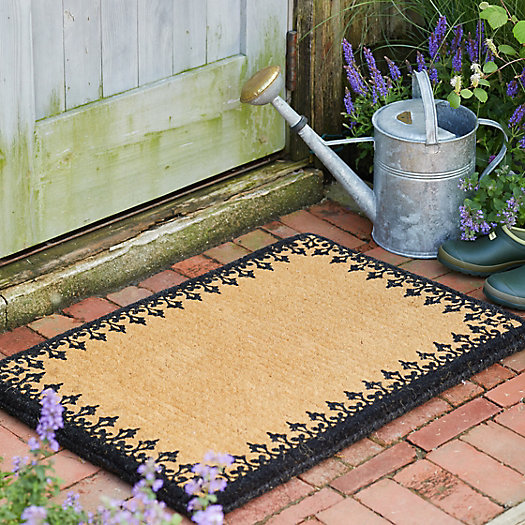 View larger image of Barge Border Doormat