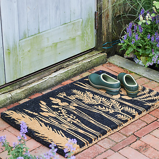 View larger image of Leafy Stems Doormat