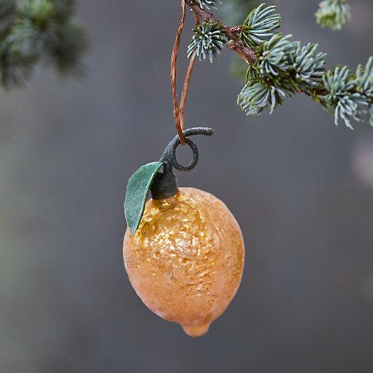 View larger image of Lemon Glass Ornament