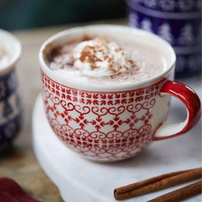 Winter Sweater Ceramic Mug