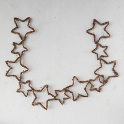 Starry Grapevine Garland