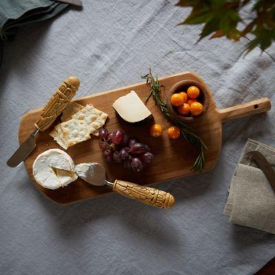 Teak Root Cheese Board