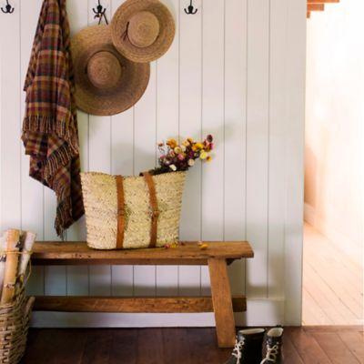 Sunflower + Honey Plaid Wool Throw
