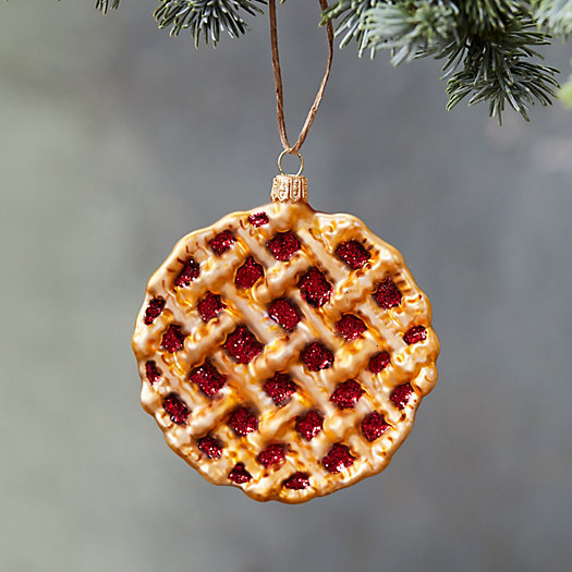 View larger image of Cherry Pie Glass Ornament