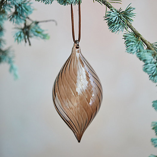 View larger image of Droplet Glass Ornament