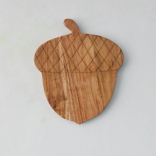 View larger image of Acorn Serving Board