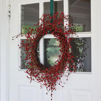 Adjustable Over-the-Door Wreath Hanger