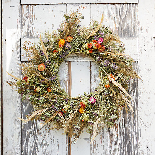 View larger image of Preserved Garden Jewels Wreath
