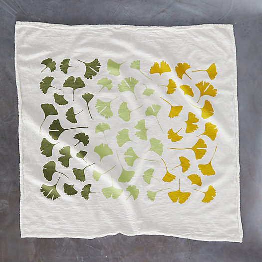 View larger image of Ginkgo Dish Towel