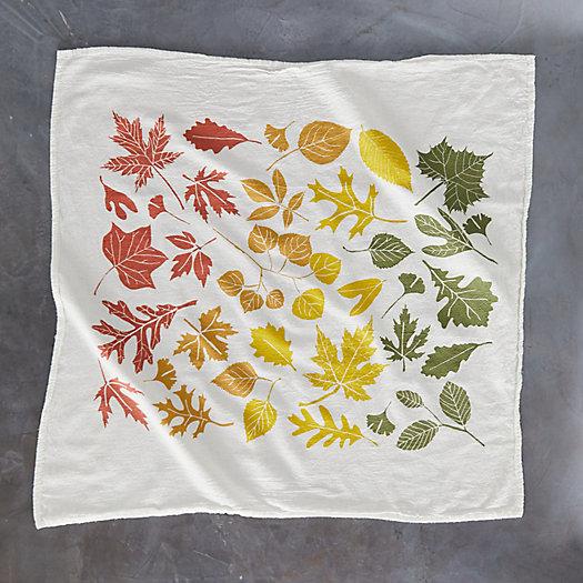 View larger image of Seasonal Transitions Dish Towel