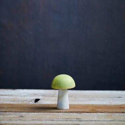 Colorful Iron Mushroom, Small
