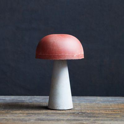 Colorful Iron Mushroom, Large