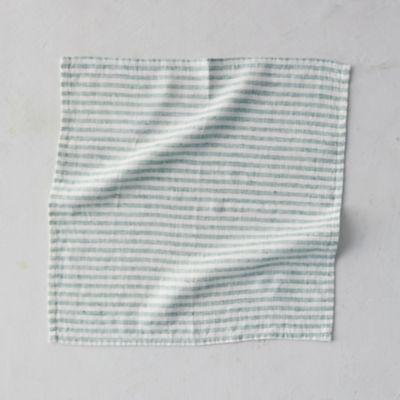 Linen Napkin, Small Stripe