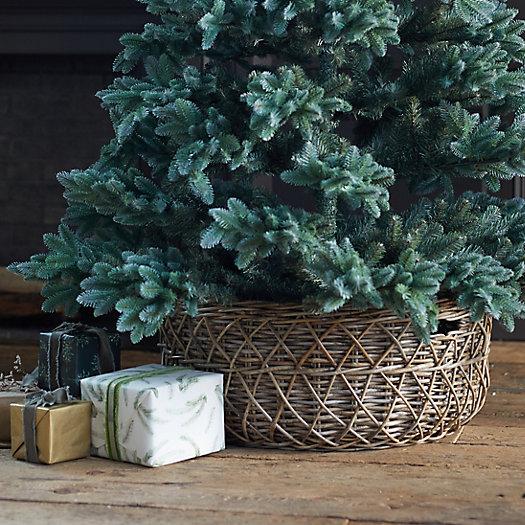 View larger image of Rattan Tree Basket
