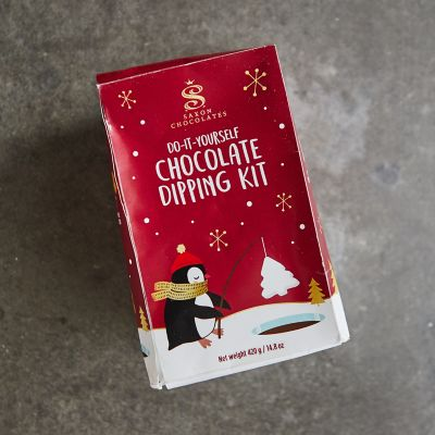 Do-It-Yourself Chocolate Dipping Kit