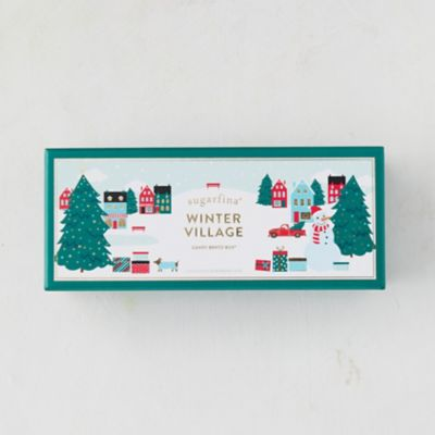 Winter Village Candy, 3 Boxes