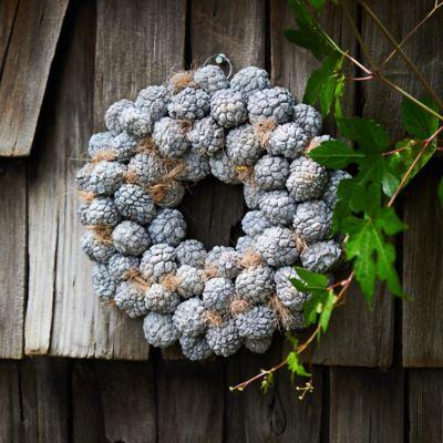 Dried Ata Fruit Wreath