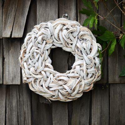 Dried Coco Slice Wreath