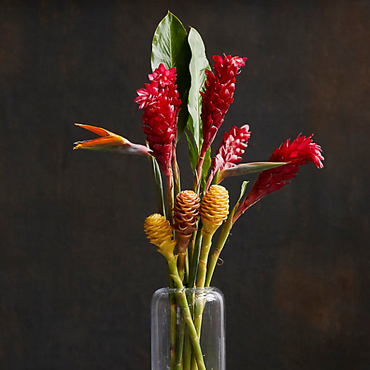 View larger image of Fresh Ginger + Bird of Paradise Bouquet