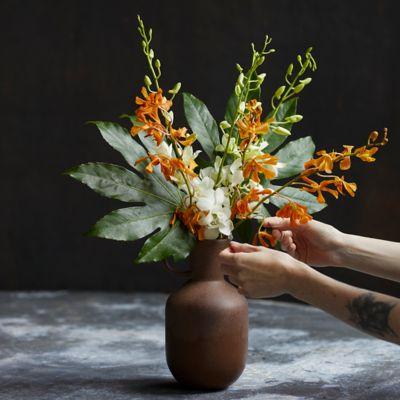 Fresh Orchid Bouquet