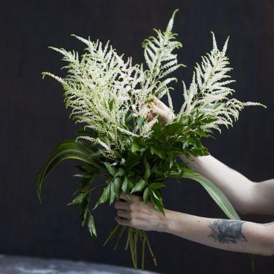 Fresh Astilbe Bouquet