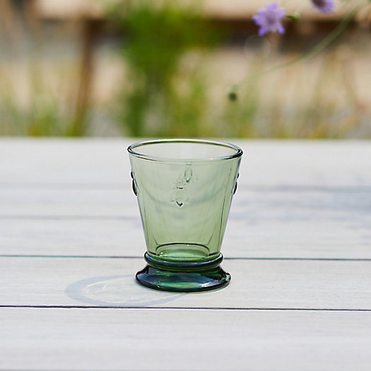 View larger image of Colored Glass Bee Tumbler