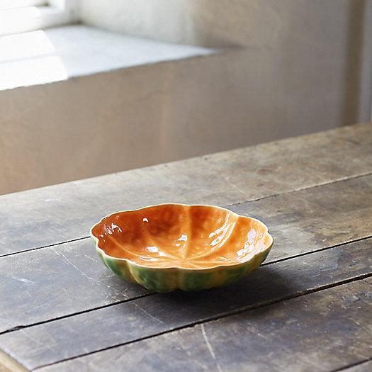 View larger image of Ceramic Pumpkin Bowl